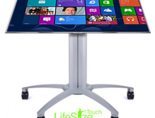 Versatile Touchscreen Kiosk – 32″, 43″, etc