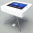 KioCafe touchscreen coffee table