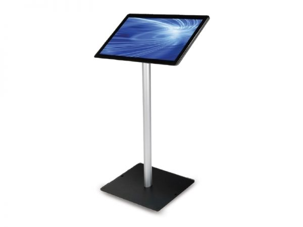 22 inch touchscreen floorstand for hire uk