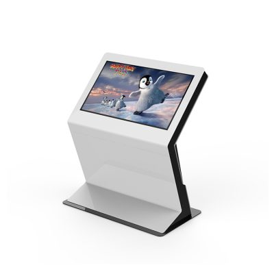 Touchscreen kiosks for information, ordering, self service.