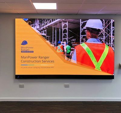 Supersize Digital Display Screens