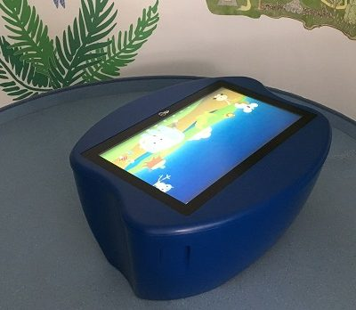 Children's Interactive Touchscreen Table