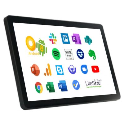 Touchscreen PC with Android 8 Oreo