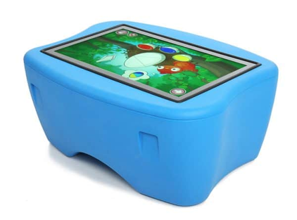 KioPlay kids childrens touchscreen interactive multi-touch table