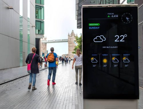 Easy Ways to Keep Touchscreens and Digital Signage Germ-Free