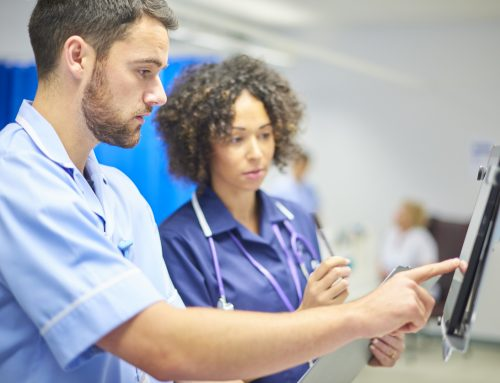 How Touch Screen Technology Can Benefit Healthcare Providers