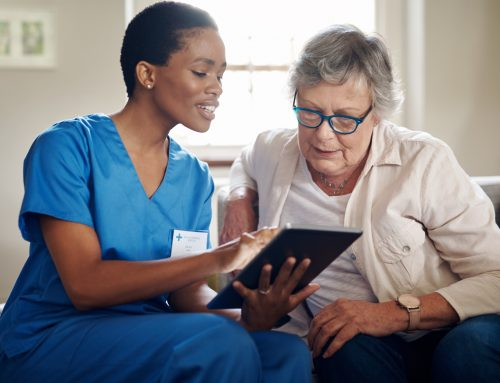 How Touchscreen Interaction and Activities Can Improve Dementia Patients' Lives